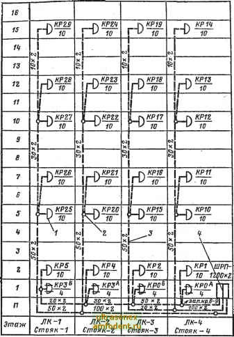 Рис, 30.2, Схема телефонного
